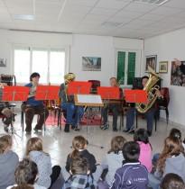 Marzo 2013 - Lezioni concerto nelle scuole elementari