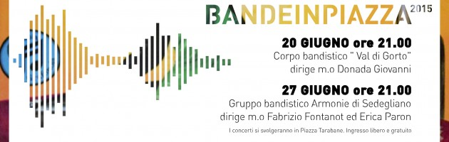 Bande in Piazza 2015